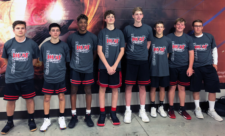 This 9th-10th grade team had a strong performance at the Sanford Pentagon this weekend, going undefeated against some great AAU competition from Minnesota and South Dakota. Congratulations to these 16U champs!