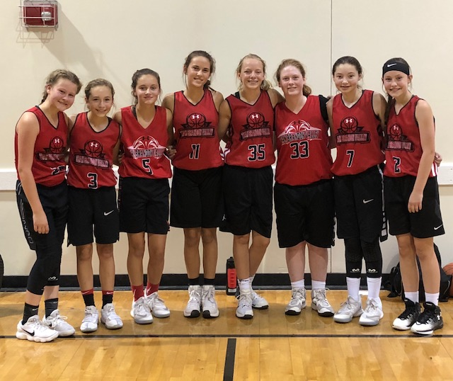 6th grade girls end an impressive season with a 2nd place finish in Omaha.