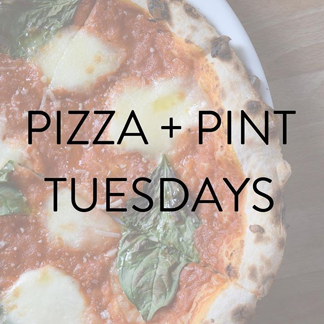 The best kept secret in the neighbourhood! • $17 for a Margherita or Special with a pint of @beerebrewingco or @redtruckbeer 🍕🍻