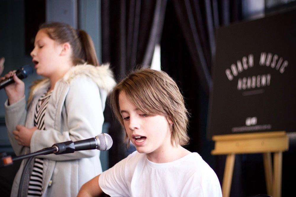Kids Singing lessons Melbourne