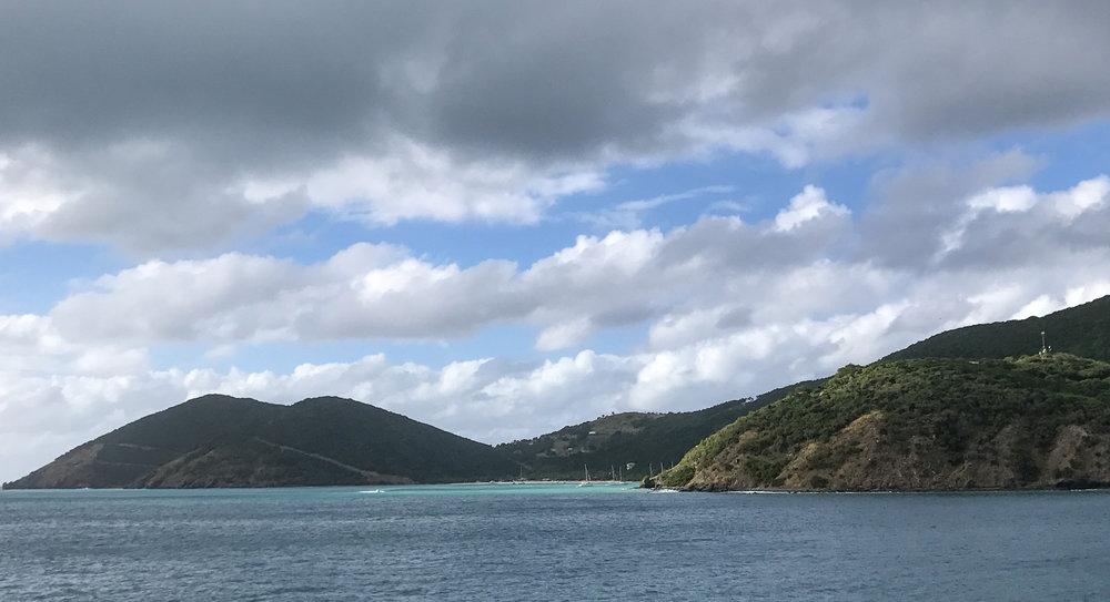 White Bay, Jost Van Dyke B.V.I.