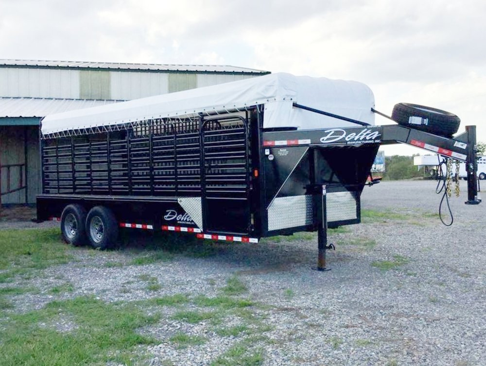 New & Used Trailers -
