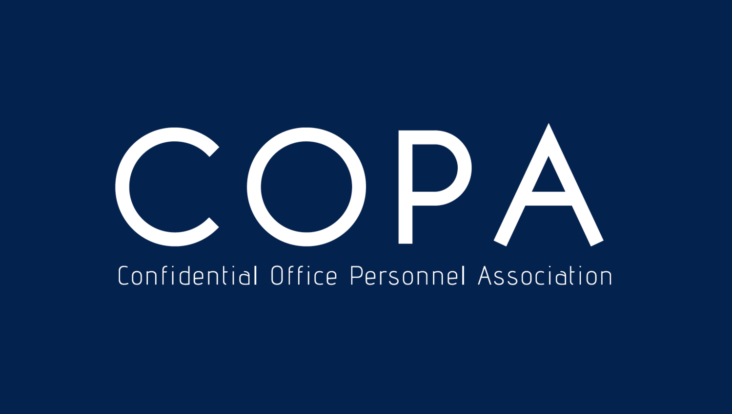 Confidential Office Personnel Association