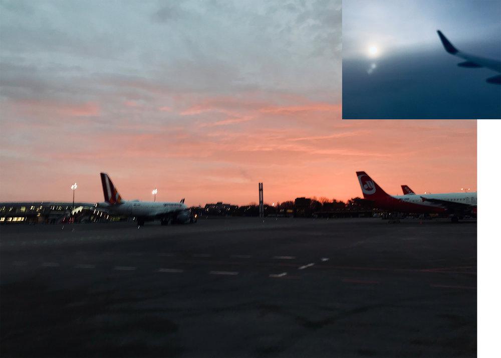 Flight Home.