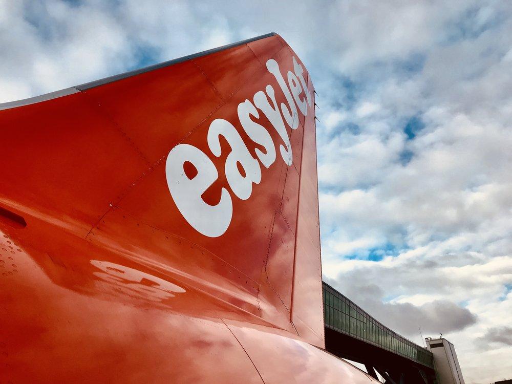 The Easy Jet.