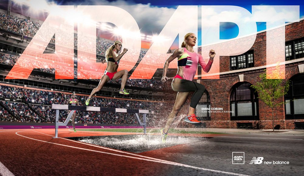 Emma Coburn – Hero Visual