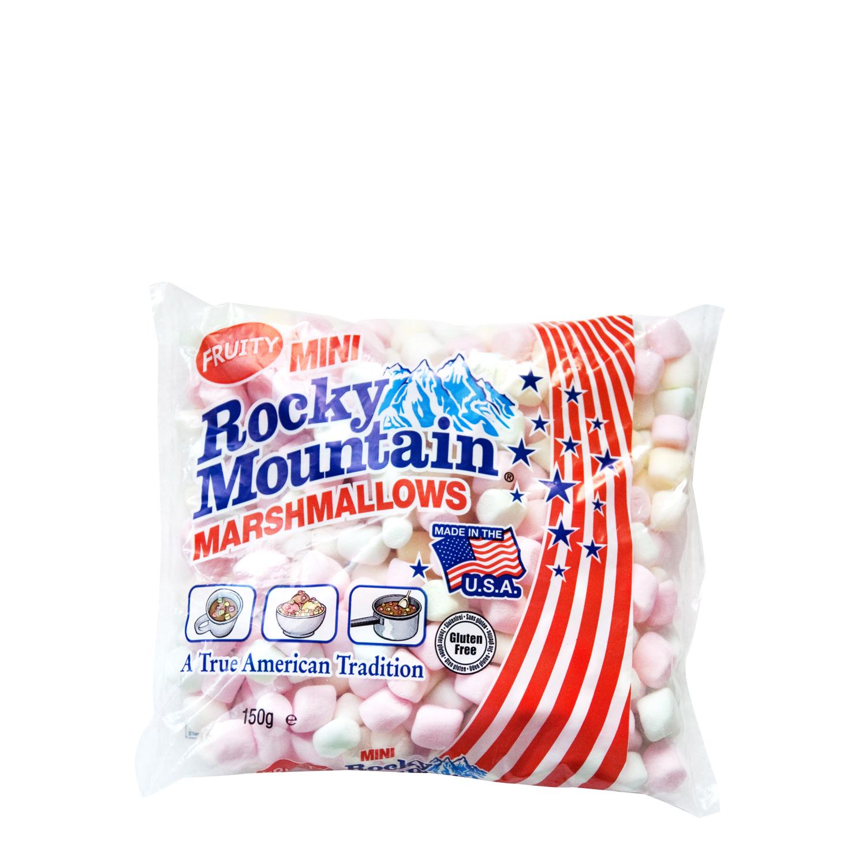 Rocky Mountain Marshmallow 150g Mini Fruit 24pk Direct Brand