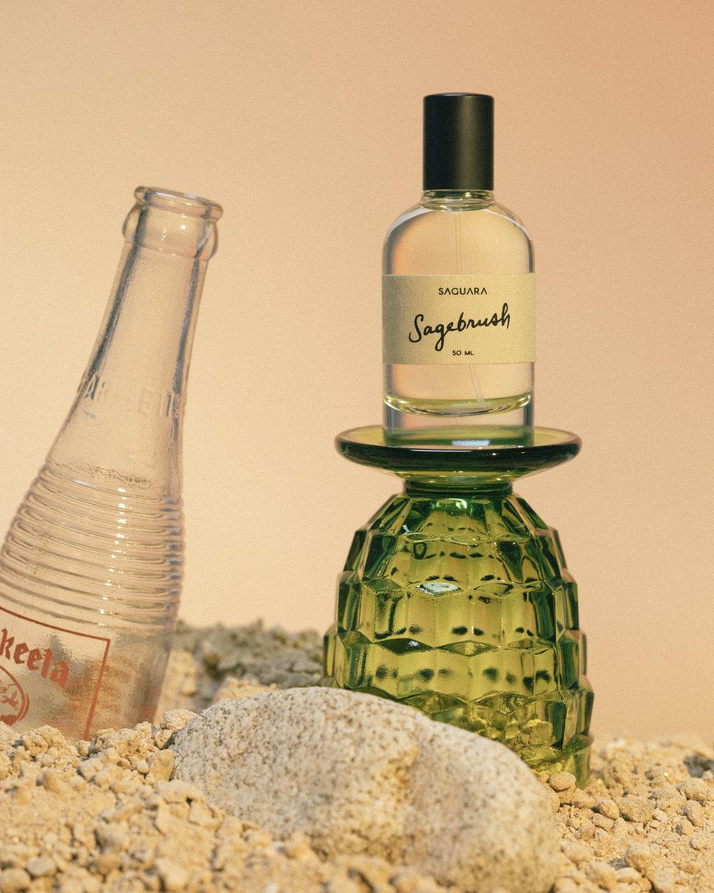 Saguara Perfumes - Sagebrush
