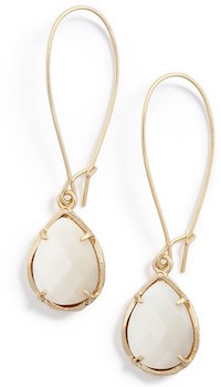 KENDRA SCOTT 'DEE' TEARDROP EARRINGS
