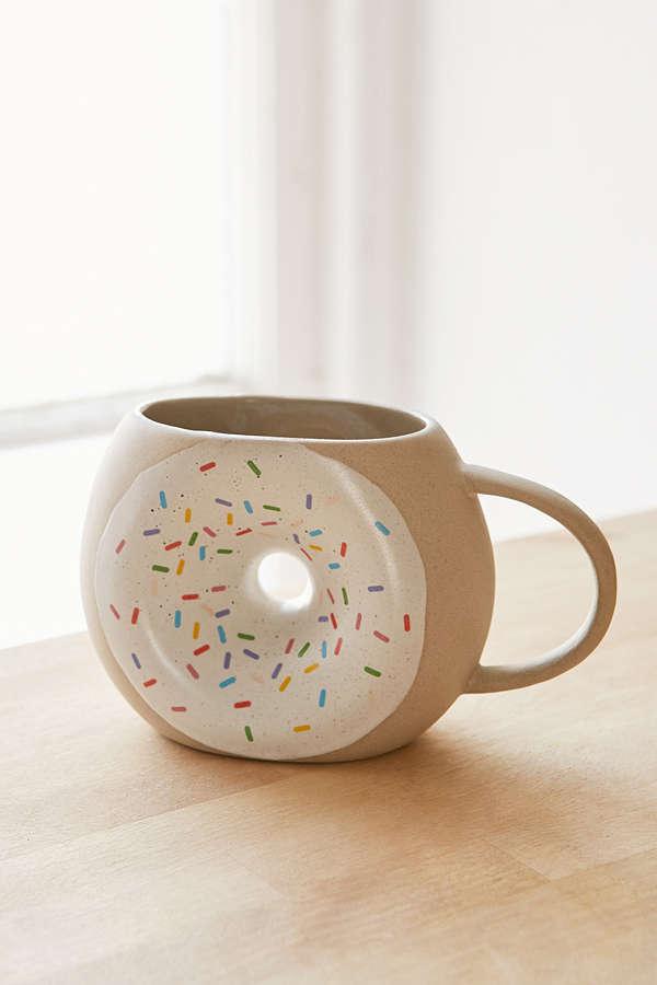 Donut Mug -