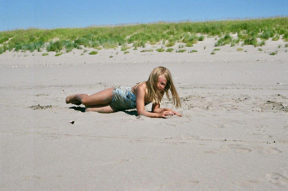 Always been a beach bum.