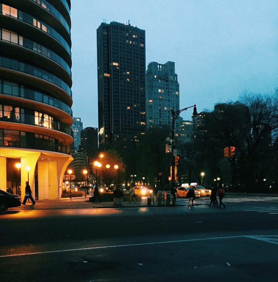 Central Park S