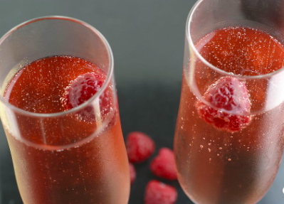 The perfect Valentine's Day drink!