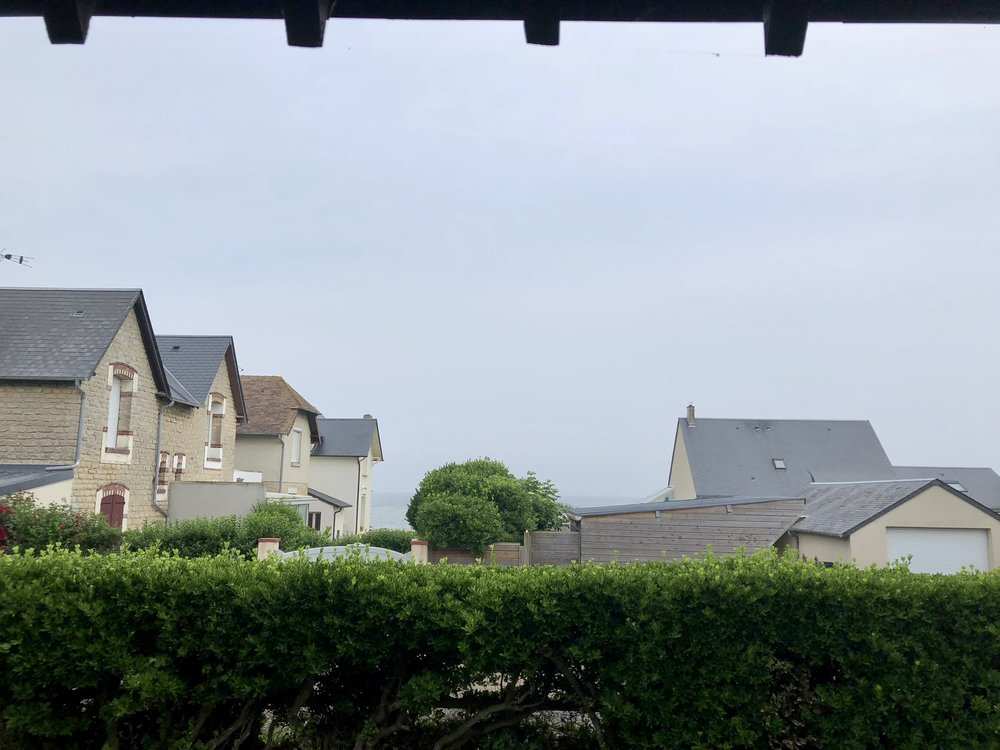 The View From Our House In Caen