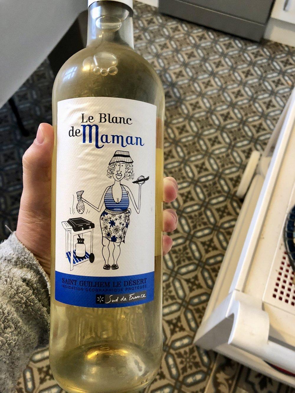 Mom's White Wine