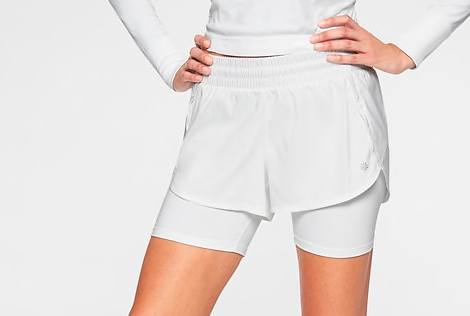 Okay I am absolutely OBSESSED with 2-in-1 athletic shorts. No more chafing and no more worrying about wearing shorts to the gym. NO ONE IS GONNA SEE ANYTHING!