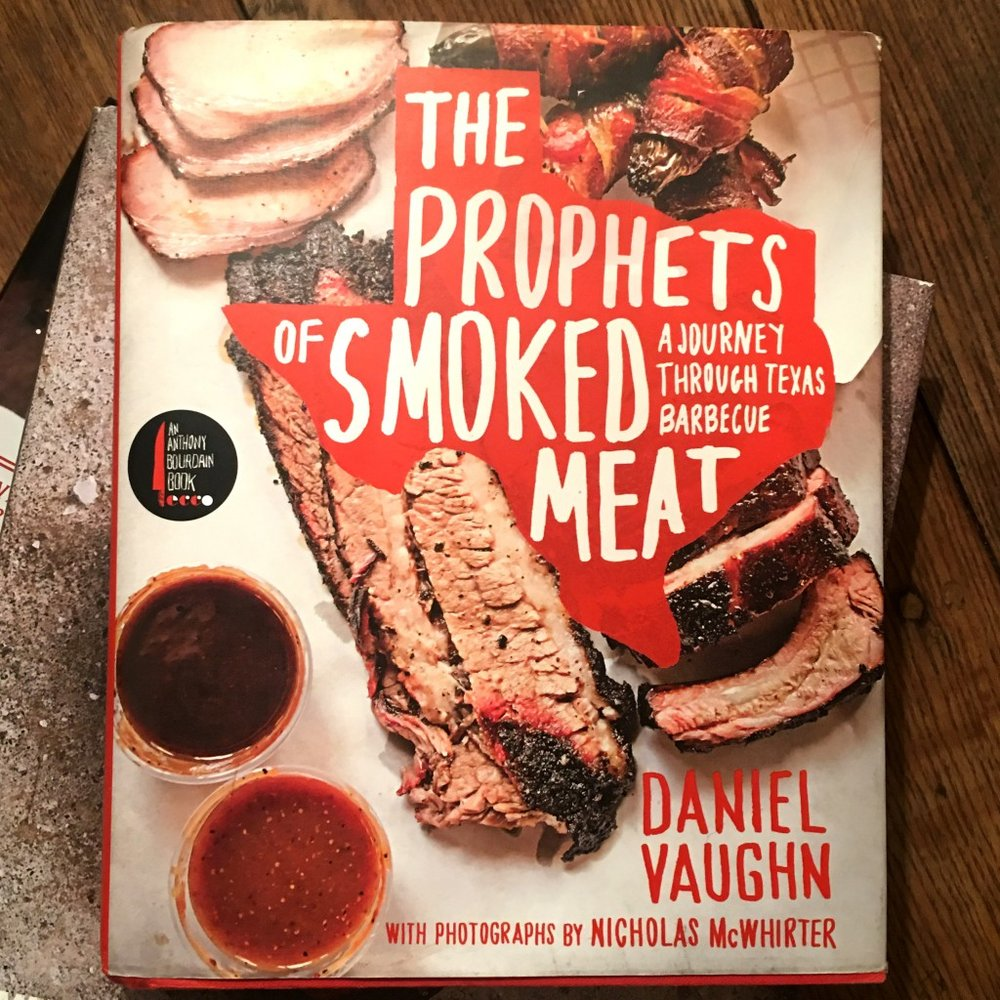 Daniel Vaughn's 'The Prophets of Smoked Meat'