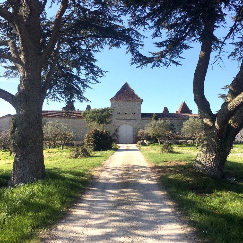Château Mazelières