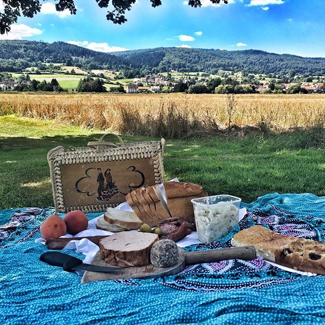 The perfect spot for a picnic.