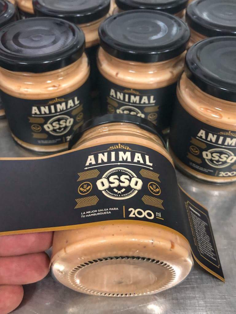 Animal Sauce - what your hamburger has been missing!