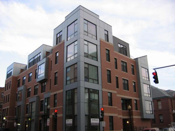 Artblock Boston Lofts