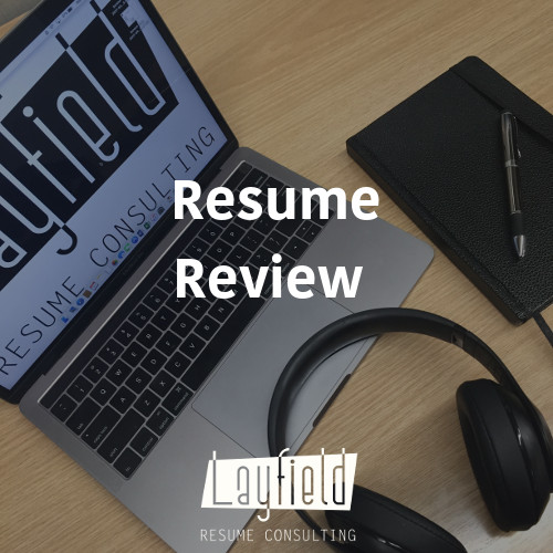 resume review - Resume Review