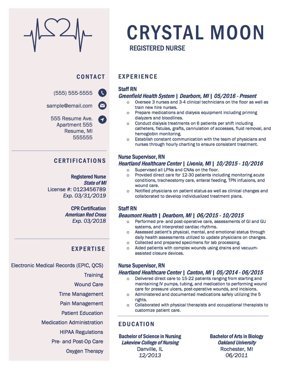 sample resume biology major samples u2014 layfield resume consulting. Resume Example. Resume CV Cover Letter