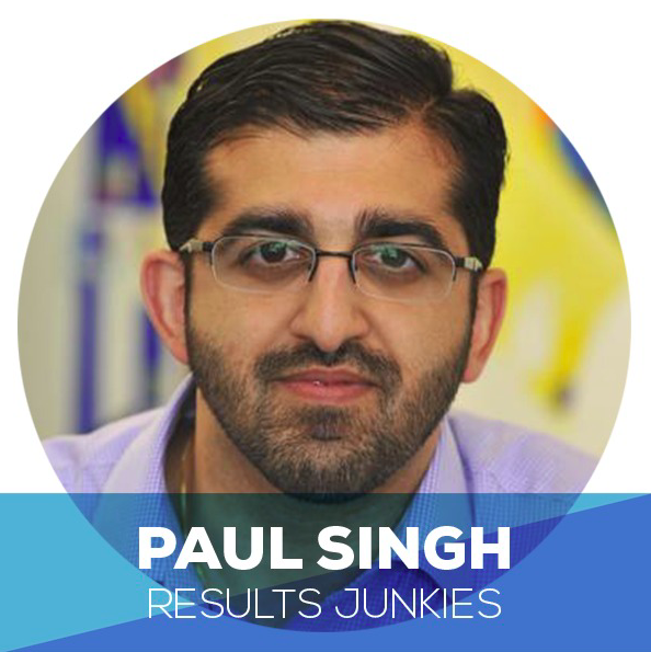 @paulsingh Results Junkies, Dad. Entrepreneur. Speaker. Investor. Airstreamer. Past: Founder @disruptioncorp (acq by @1776), Partner @500Startups, EIR at USCIS / DHS.