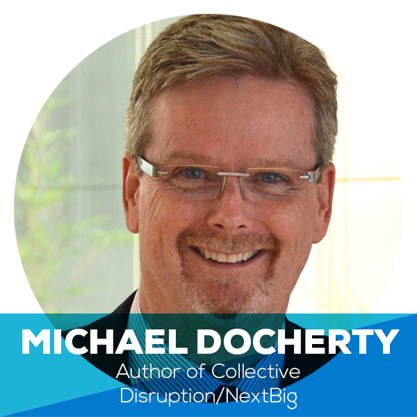 @medocherty Helps leading companies build innovation capability and co-create with startups. Author: Collective Disruption.