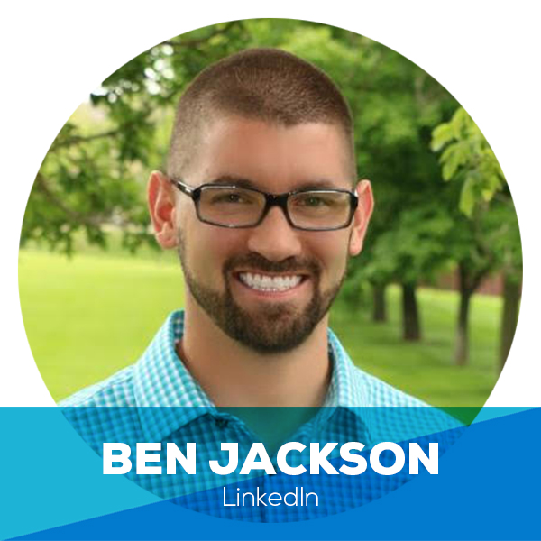 @BenJacksonLive Experienced business professional, entrepreneur, purposeful leader, internet marketer, fitness buff, husband, and father of 2.