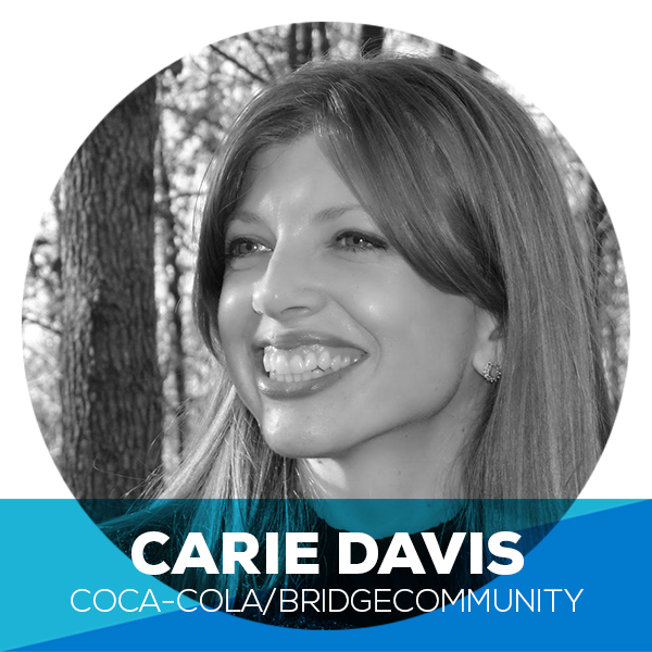 @CarieDavis2 Entrepreneurship, Coca-Cola, Innovation, Industrial Design, O4W + ATL, Gastronomy