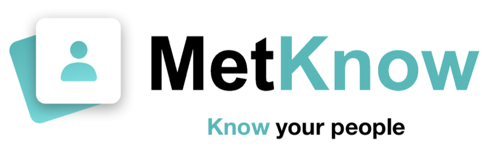 MetKnow is a flashcard and quizzing application that helps members in organizations learn each other's name. MetKnow has an issued patent electronic flashcards and quizzes for the sake of knowing people. We want every employee to feel welcome, feel connected, be productive, and to want to stay at their job therefore reducing the risk of turnover.