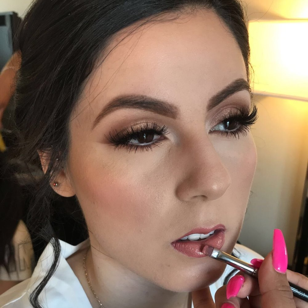 Bride Jessica -