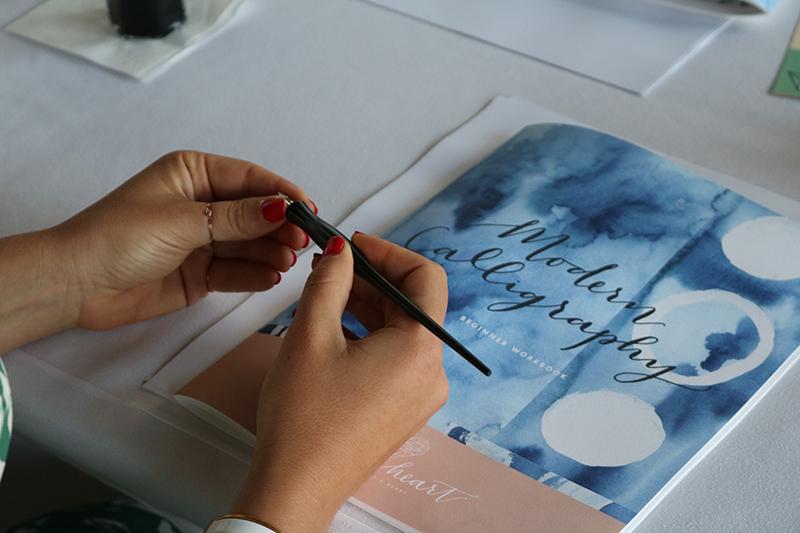 modern calligraphy online class