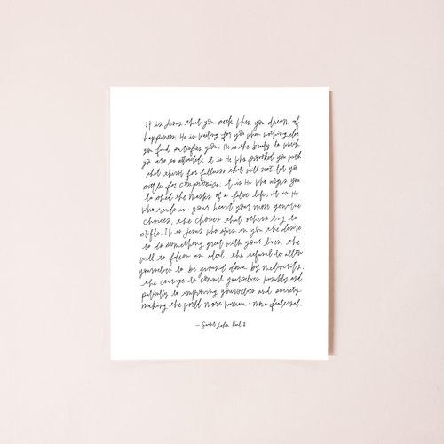 11x14 It Is Jesus That You Seek Print Be A Heart