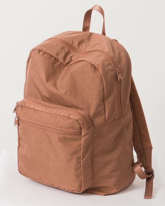The  Baggu  colors this collection are so so good. I want almost all of it. This backpack is perfect for every day use.