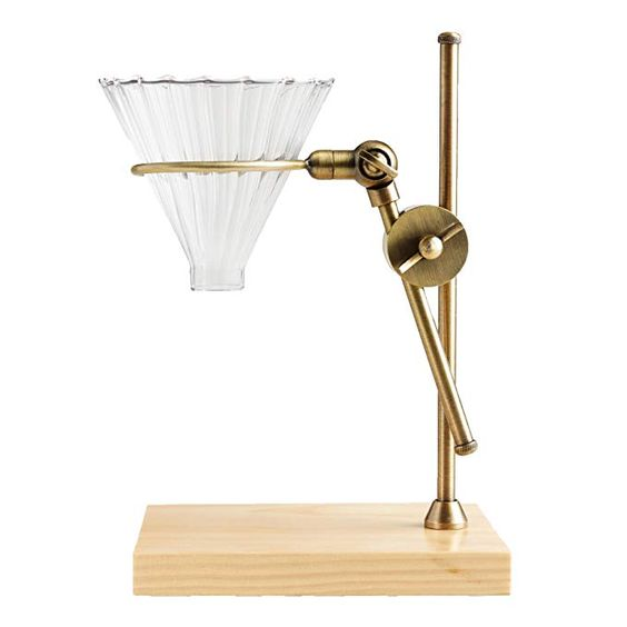 I am a full believer in pour over coffee! Love these for use and decoration on the counter.