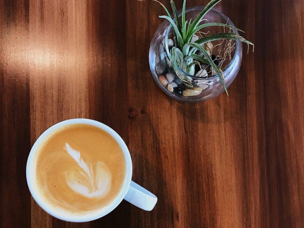 I like you a latte...