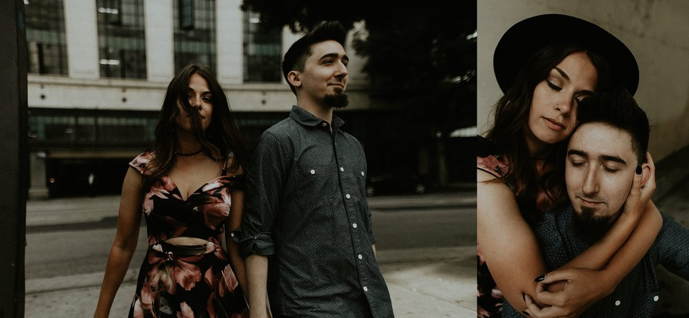 trinjensen photography, DTLA Engagement Session in Los Angeles, Southern California_0004.jpg