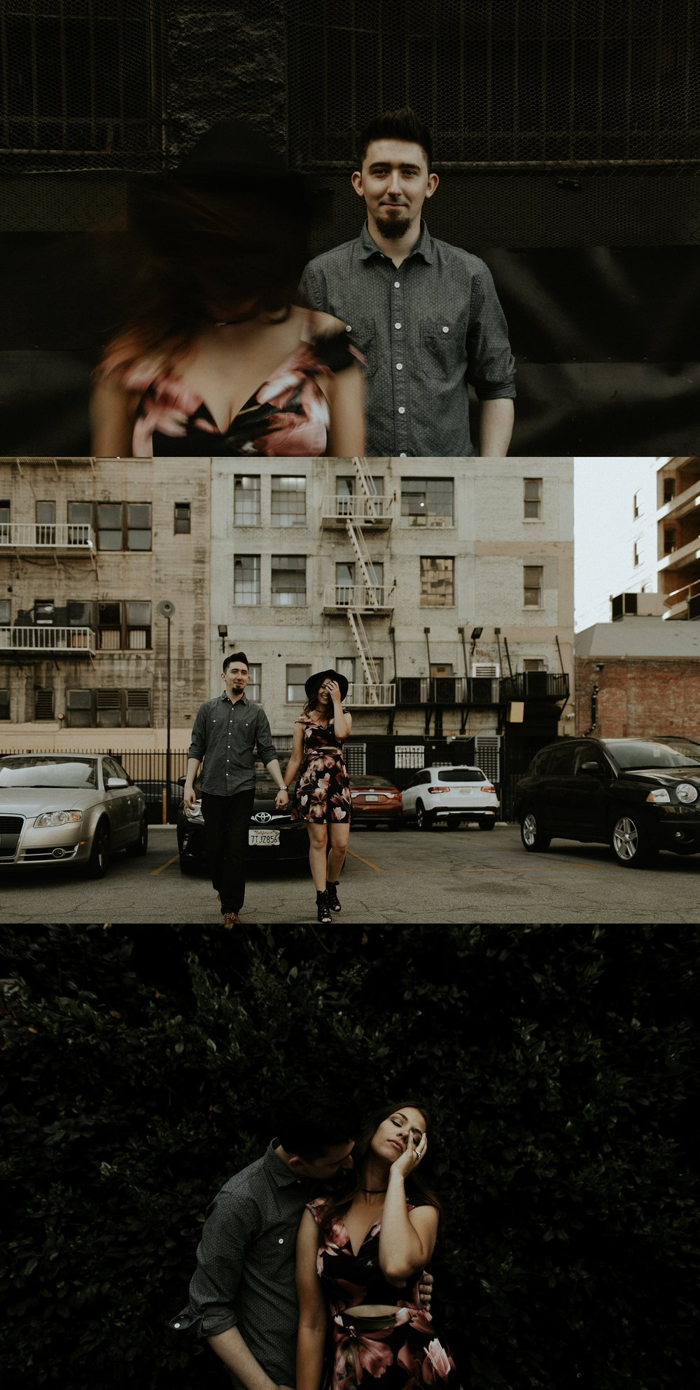trinjensen photography, DTLA Engagement Session in Los Angeles, Southern California_0003.jpg