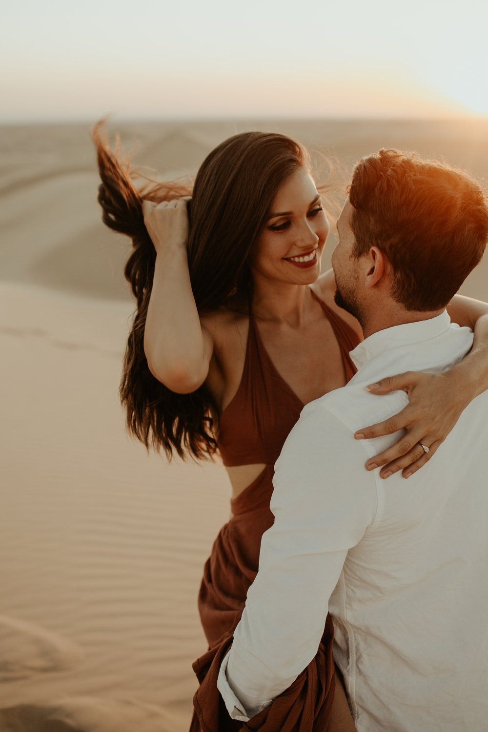 Britt from the Bachelor Engagement Session in the Imperial Sand Dunes of California  -  Trin Jensen Photography_0011.jpg