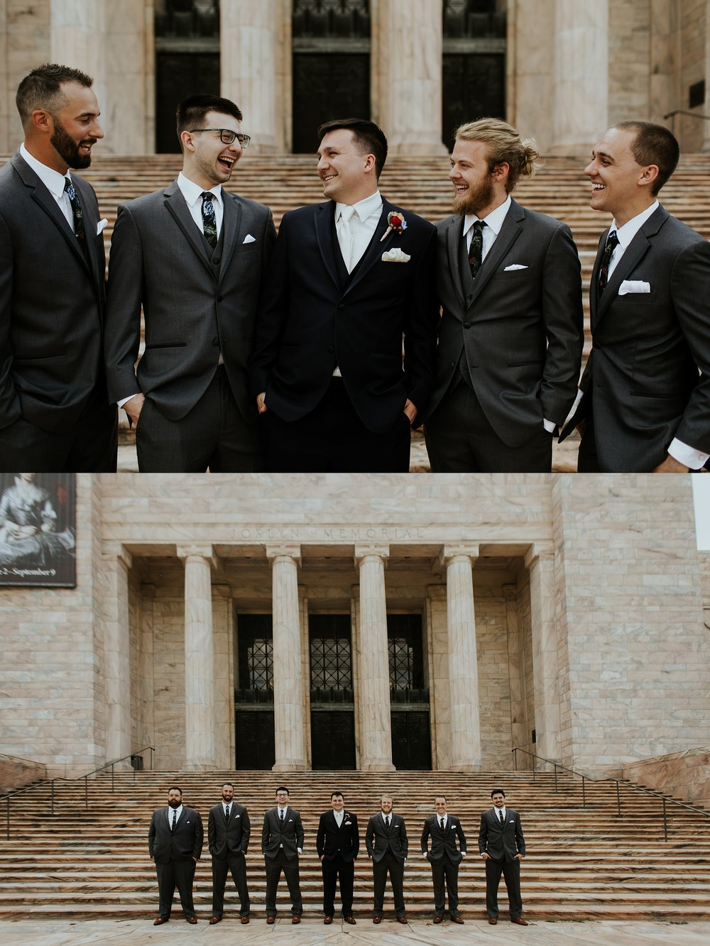 Whimsical Joslyn Art Museum Wedding by Trin Jensen - Omaha Nebraska Wedding Photographer_0012.jpg