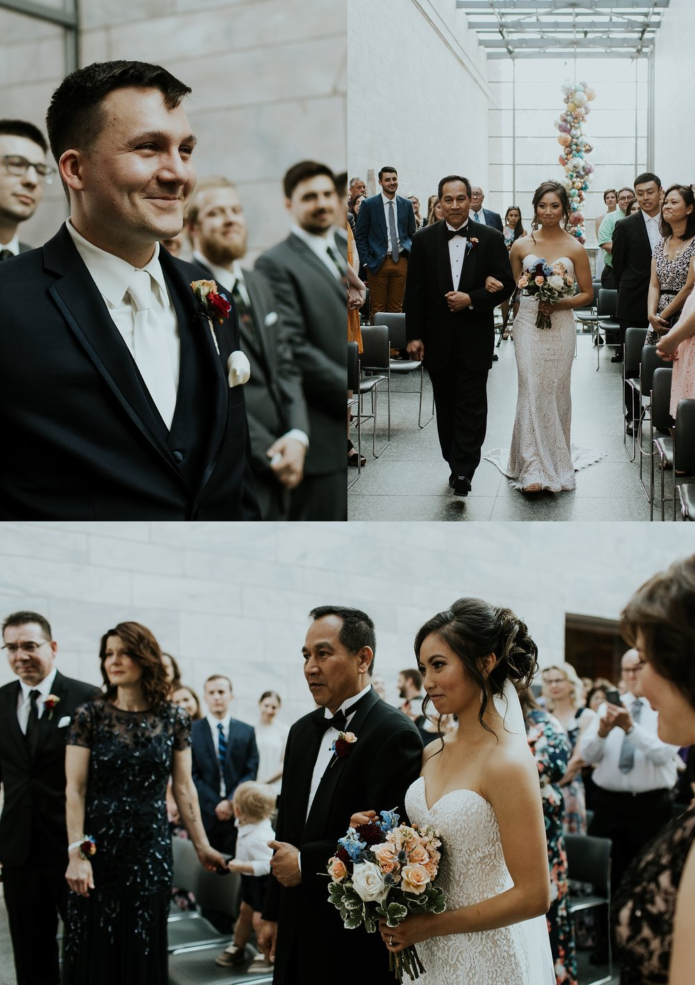 Whimsical Joslyn Art Museum Wedding by Trin Jensen - Omaha Nebraska Wedding Photographer_0014.jpg
