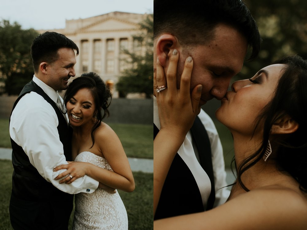 Whimsical Joslyn Art Museum Wedding by Trin Jensen - Omaha Nebraska Wedding Photographer_0027.jpg