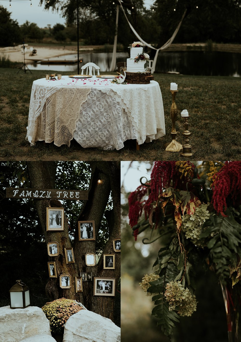 Earthy Lincoln Nebraska Outdoor Wedding with a Rustic Flair Complete with a Firework Ending by Trin Jensen Photography_0015.jpg
