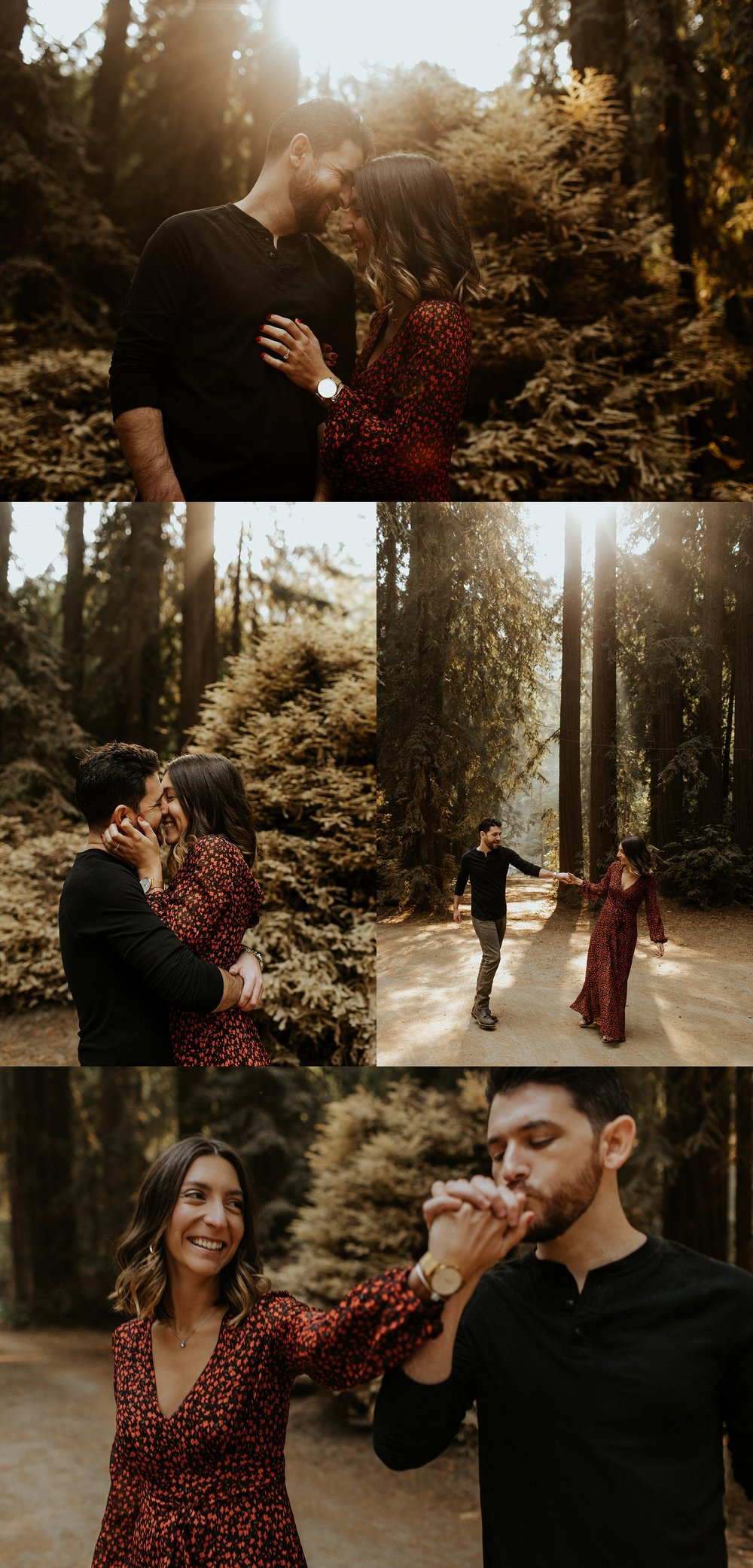 Fall Bohemian Big Sur California Engagement Session by Trin Jensen Photography_0001.jpg