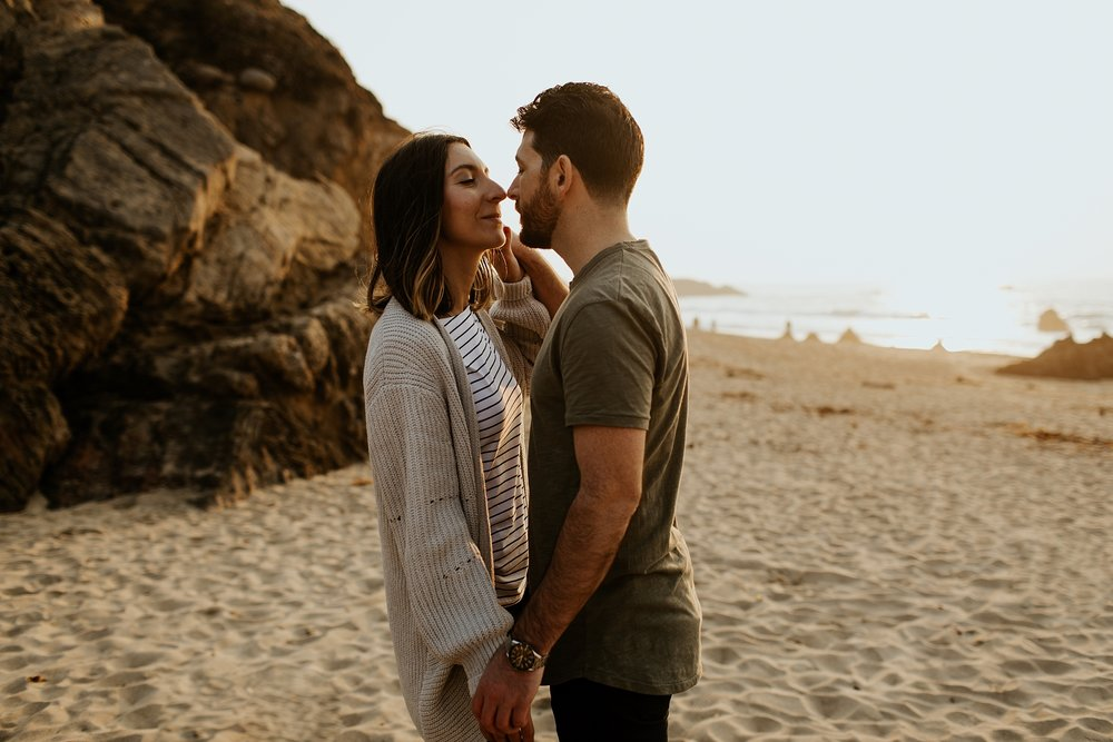 Fall Bohemian Big Sur California Engagement Session by Trin Jensen Photography_0020.jpg