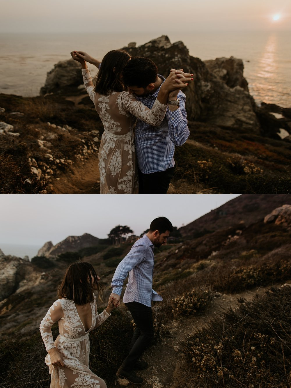 Fall Bohemian Big Sur California Engagement Session by Trin Jensen Photography_0026.jpg