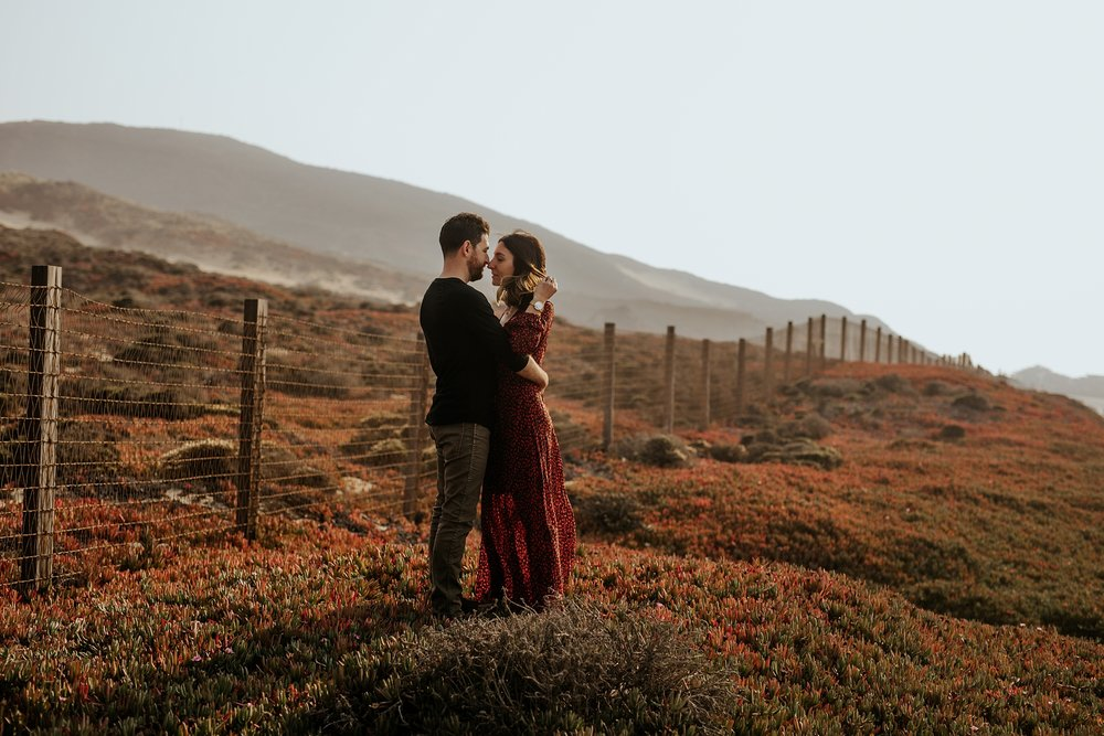 Big Sur California Engagement Session  - Chad + Amanda - Trin Jensen Photography-65.jpg