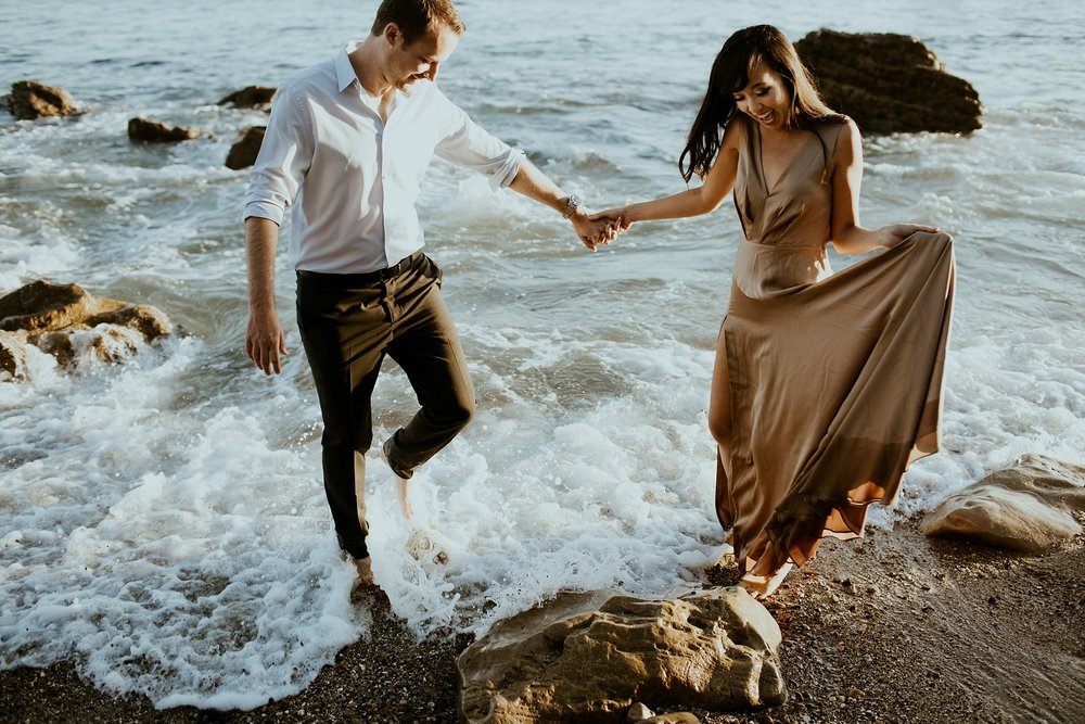 Little Corona State Beach Engagement Session - Stephanie and Zach - Trin Jensen Photography-46.jpg